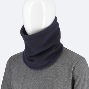 Uniqlo fleece heattech neck gaiter